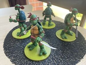 Teenage Mutant Ninja Turtles TMNT Mirage set NECA Red Headbands