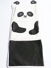 Suspension Rangement h&m neuf 80x30cm 100% coton PANDA Organiseur étagère Enfants