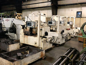 Cincinnati 220-8 Centerless Grinder with CNC Infeed Slide (4 available)