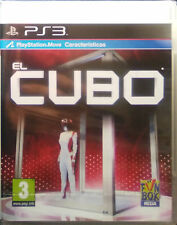 EL CUBO. JUEGO PARA PLAYSTATION  3 / PS3. COMPATIBLE PS MOVE. NUEVO PRECINTADO.