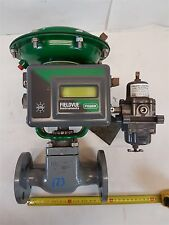 Fisher Controls DVC-2000 Digital Valve Controller Actuator 100psi 30mA 30VDC New