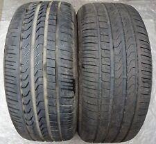 2 pneus d'été Pirelli Scorpion Verde RSC 255/50 R19 107W ra1231