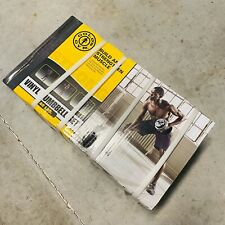 Gold's Gym Vinyl Dumbbells Pair Weight Set 1 Inch Adjustable 40 lbs Total New