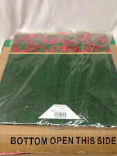 Hallmark Inspirations Pack Of 24 Large Assorted Holiday Bags With Tags Christmas