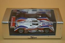 Spark SCMG11 1:43 Scale Model Of A MG Lola EX257-AER 25 Ray Mallock Ltd LM 2004