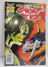 Marvel Comics Midnight Sons- With The Hulk # 49 May Issue- In Plastic Covers