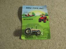 Mini Toys Inc. Mitsubishi Tractor 1/64 Scale MOC See My Store