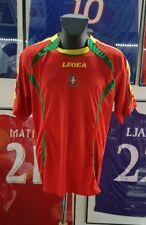 Maillot jersey trikot shirt camiseta vintage lusitanos PSG Paris worn porté L