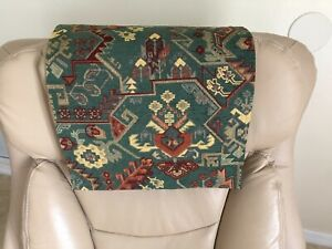 Recliner Chair Head Cover Furniture Protector SW Print Size14x30in, RVs, Hm,