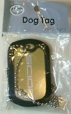 SCION Toyota accessory metal Dog Tag Necklace Key chain New
