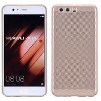 Huawei P10 Plus Hard-Case Phone Case Protective Cover Bumper Gold Matte