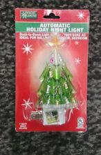 Automatic Holiday Night Light Christmas Tree by Magic Seasons
