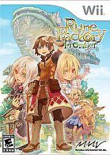 Rune Factory Frontier (Nintendo Wii, 2009)