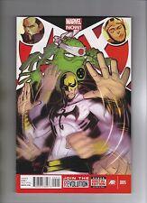 A + X #5 - DAVID LAFUENTE ART & COVER - LOKI vs MISTER SINISTER - 2013