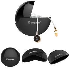 Portable Mini Headphone Headsets Storage Case Protective Box TF Card Organizer