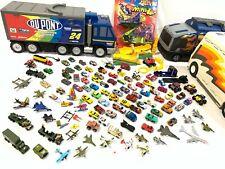 Micro Machines Galoob mixed Lot + Military Airplanes & Playsets Batman & Joker