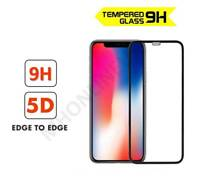 9H Full Coverage Tempered Glass Screen Guard Protector For Apple iPhone X 10