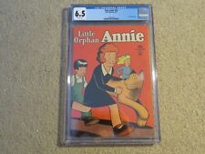 Four Color Comic #52 Little Orphan Annie CGC 6.5 Off White Pages 1944 Dell