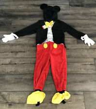 NWT Disney Mickey Mouse Clubhouse Costume 4T 5T New