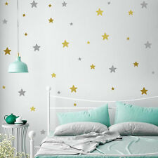 Multi-sized Star Portable Wall Stickers Removable Art Children Room Decoration