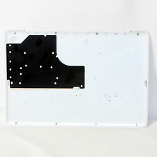 "Macbook UNIBODY 13"" a1342 bottom lower case carcasa 2009 2010 604-2185 blanco"