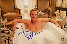 JOHNNY DEPP Personally Autographed/Signed Photo (8X10) W/ COA and #d Hologram
