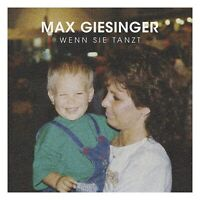 MAX GIESINGER - WENN SIE TANZT   CD SINGLE NEU