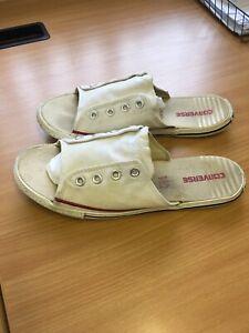 Hazlo pesado ancla dorado  Las mejores ofertas en Converse sandalias para hombres | eBay