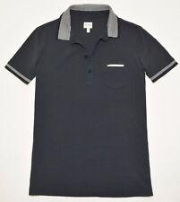 Armani Collezioni  Men's Black Short Sleeve T Shirt  Size S