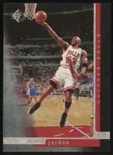 1996-97 SP #16 Michael Jordan