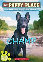 Champ (The Puppy Place #43) by Ellen Miles