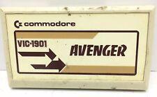 Commodore Vic-1901 Computer Cartridge - Avenger