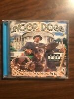 Snoop Dogg Snoop World Da Game is to be Sold... 1998 Audio CD Used