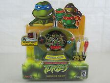 Tech 2 GoTeenage Mutant Ninja Turtles Battle For The City Plug & Play TV Game