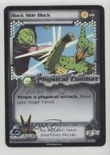 2002 Dragonball Z TCG - Cell Saga Booster Pack Base Foil 64 Black Side Block 0b5