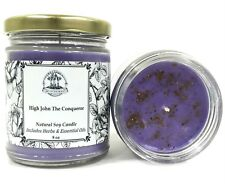 High John the Conqueror Soy Spell Candle Power Luck Money Wiccan Pagan Hoodoo