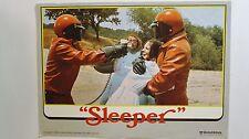 (Z147) Aushangfoto - SLEEPER Woody Allen #1