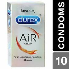 DUREX AIR CONDOMS EXTRA THIN SUPER SENSITIVE FOR AN EARTH SHATTERING EXPERIENCE