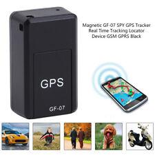 GF07 mini GPS en temps réel voiture localisateur GPRS/GSM dispositif de suivi