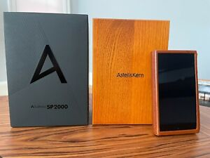 Astell & Kern A&ultima SP2000 Octa-core Portable Music Player - Copper