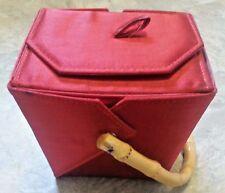 Tozai Carry Take Out Purse Decorative Accessory Chinese Red Crimson fun fashion