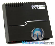 AUDIOCONTROL LC-1.800 MONOBLOCK 800W RMS SUBWOOFERS AMPLIFIER WITH ACCUBASS NEW