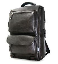 Unbranded Men's Leather Backpack