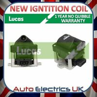 AUDI VW SEAT SKODA IGNITION COIL PACK NEW LUCAS OE QUALITY