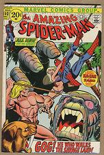 Amazing Spider-Man #103 - Kraven Kazar Zabu 1st App Gog - 1971 - (Grade 6.0) WH