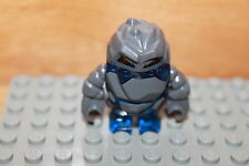Lego Power Miners - Kristall Monster Glaciator Figur in blau aus Set 8908