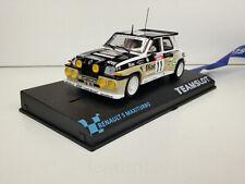"Slot car Scalextric Team Slot 12106 Renault 5 Maxiturbo"" Diac """