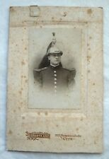 Antique Photo Military Dreadnaught French
