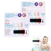 Infant Bath Water Temperature Thermometer Baby Care Water Temperature Monitor_vi