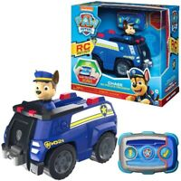 Paw Patrol 6054190 Chase Remote Control Steering Police Cruiser